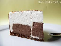 eryn folle cuisine le géométrie gâteau praliné poire chocolat eryn et sa folle