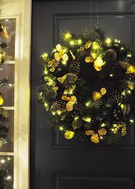 front door decorations for christmas