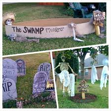 meg made creations diy halloween decorations cajun bayou swamp