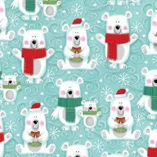 christmas fleece