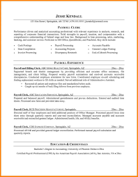 sle resume for accounts payable supervisor job interview payroll supervisor job description resume estate caretaker cover