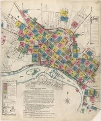 Map Of Virginia Cities And Towns by Sanborn Maps For Richmond 1905 Church Hill People U0027s News