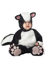 Childrens Animal Halloween Costumes by Skunk Costumes And Kids Skunk Halloween Costumes