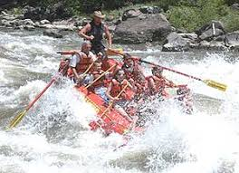 Rock Gardens Rafting Colorado Adventuring By Air By Land And By Water Gonomad Travel