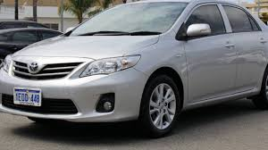 toyota corolla ascent 2012 2012 toyota corolla zre152r my11 ascent sport silver 4 speed