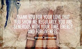 thank you for your forgiveness quotes