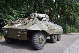 light armored vehicle for sale for sale 1944 ford m8 light armoured car signed by forrest l