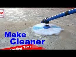 kitchen floor cleaning machines life hacks how to make floor cleaner machine youtube