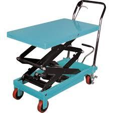 Hydraulic Scissor Lift Table by Hydraulic Scissor Lift Table 19 3 4 X 35 3 4 Areic Inc