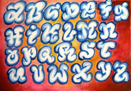 style alphabet easy lessons on how to write graffiti learn