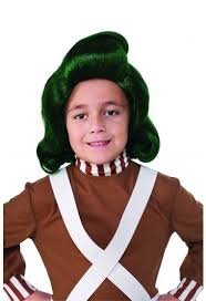 Oompa Loompa Costume Willy Wonka And The Chocolate Factory Costumes Willy Wonka