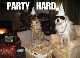 Party Hard Meme - meme lol party hard