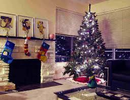 decoration pretty tree with lights big pictures excerpt
