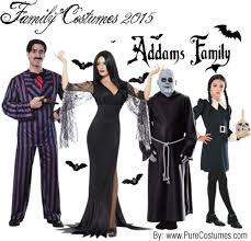 Addams Family Halloween Costumes Family Costume Ideas 2015