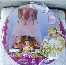 Princess Bed Canopy Disney Princess Canopy Ebay