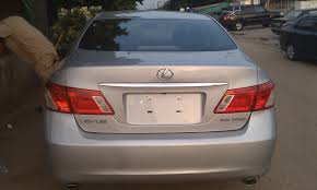 lexus es 350 for sale in nigeria toks 2008 model lexus es350 full option reversecamera for sale