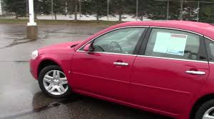 pequot car sales 2007 chevrolet impala ltz youtube