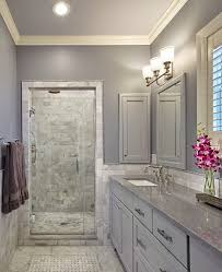 Traditional Accent Grey Speckled Granite Bathroom Countertops Bathroom Traditional