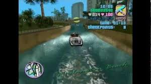 Challenge Vice Stunt Boat Challenge Gta Vice City Playthrough Part
