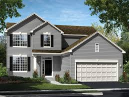 Fox Ridge Homes Floor Plans by Windett Ridge New Homes In Yorkville Il 60560 Calatlantic Homes