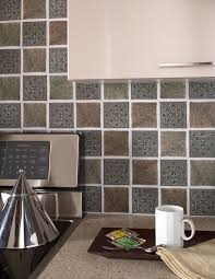 best 25 vinyl tile backsplash ideas on pinterest easy kitchen