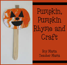Poems About Halloween That Rhymes by Boy Mama Pumpkin Pumpkin Stick And Rhyme Boy Mama Teacher Mama
