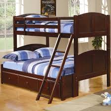 parker twin over full bunk bed with underbed storage loft bunk