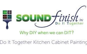 Kitchen Cabinet Painters Sound Finish Cabinet Painting U0026 Refinishing Seattle Home Sound