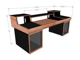 Desk 51 Toft Atb32 Studio Desks Sound Construction U0026 Supply