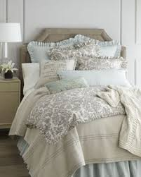 Duck Egg Blue Bed Linen - sea blue