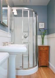 corner shower kit