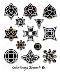 celtic knot symbols ornaments royalty free cliparts vectors and