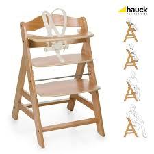 chaise bebe en bois hauck chaise haute en bois évolutive alpha bois