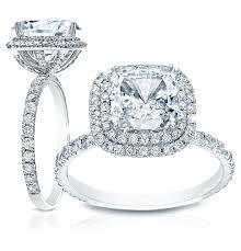 cut wedding rings cut engagement rings