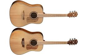 washburn announces the woodcraft series of acoustic guitars 2015