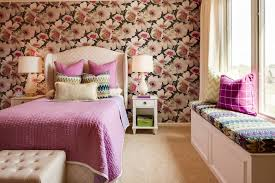 Floral Wallpaper Designs Decor Ideas Design Trends - Wallpaper design for bedroom