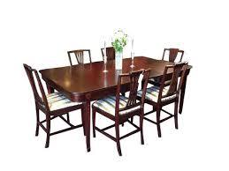 dining room sets ebay mahogany dining room furniture dining room set mahogany dining table