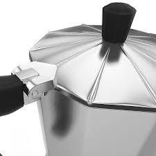 italian espresso maker amazon com stovetop espresso maker italian moka pot cafetera