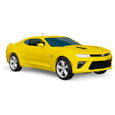 2016 chevrolet camaro ornament keepsake ornaments hallmark