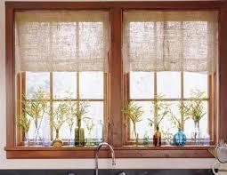 Cottage Kitchen Curtains by 20 Best Window Treatments Images On Pinterest Kitchen Windows