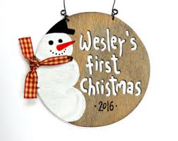 Baby S First Christmas Bauble Etsy by Baby First Christmas Etsy