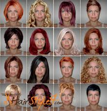 put your on a haircut how to choose haircut for face shape hairstyles4 com