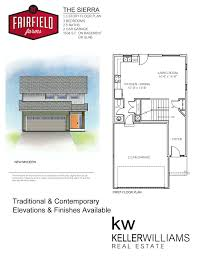 Aspen Heights Floor Plan by Subdivisons Mickey House Realty