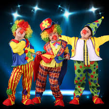 online buy wholesale clown halloween costumes for kids from china