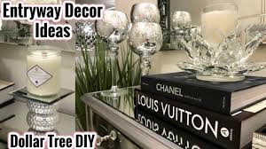 Diy Home Decor by Glam Mirror Entryway Decor Ideas Dollar Tree Diy Home Decor