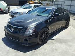 2013 cadillac cts v flood salvage vehicle title 2013 cadillac cts coupe 6 2l 8 for