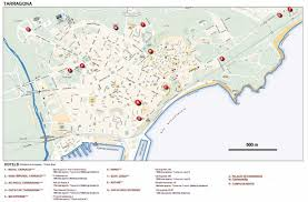 Valladolid Spain Map by Large Tarragona Maps For Free Download And Print High Resolution