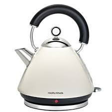 Morphy Richards Toaster Cream Morphy Richards Accents Traditional Kettle White Traditional