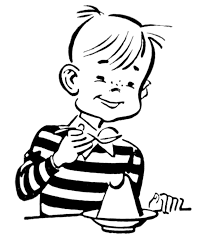 kid drawing clipart 23
