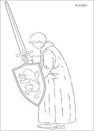 chronicles narnia coloring book pages 16 narnia